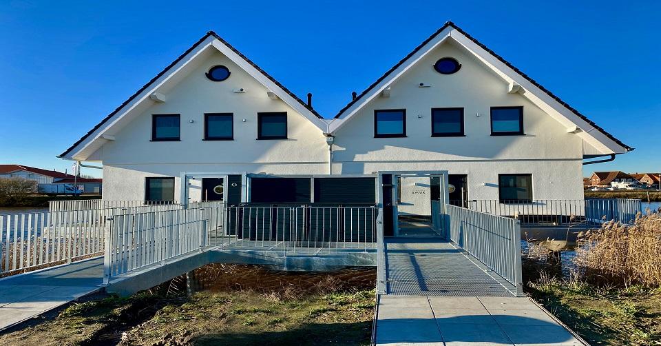 Seeperlen Einzel- und Doppelhaus